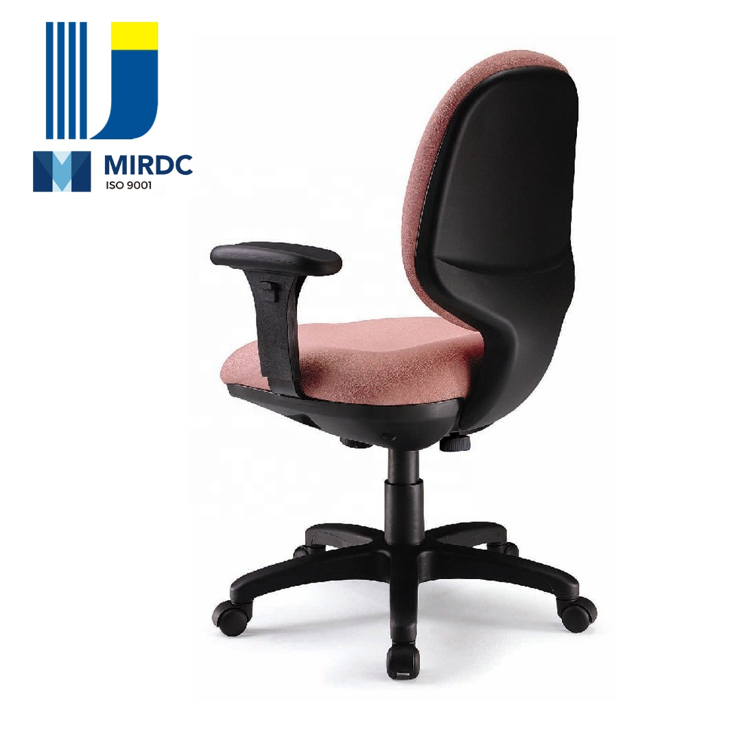 Ergonomic adjustable armrest office chair with PU cushion foam 2168AX