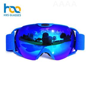 a7cc890c20 Anti Fog Dual Lens Ski Snowmobile Goggles Men Women UV Protection Custom Snow  Glasses Skiing Snowboard