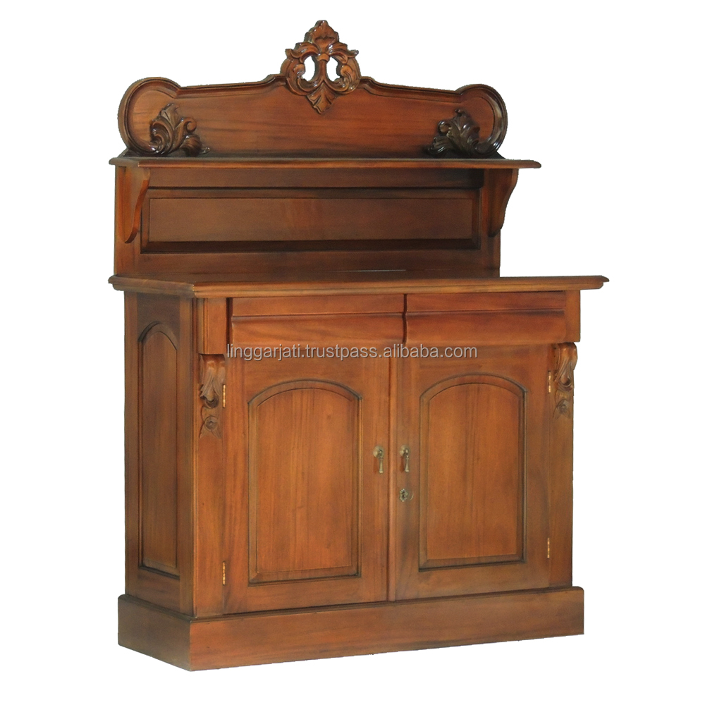 Wholesale Antique Cabinet Wood Style Furniture