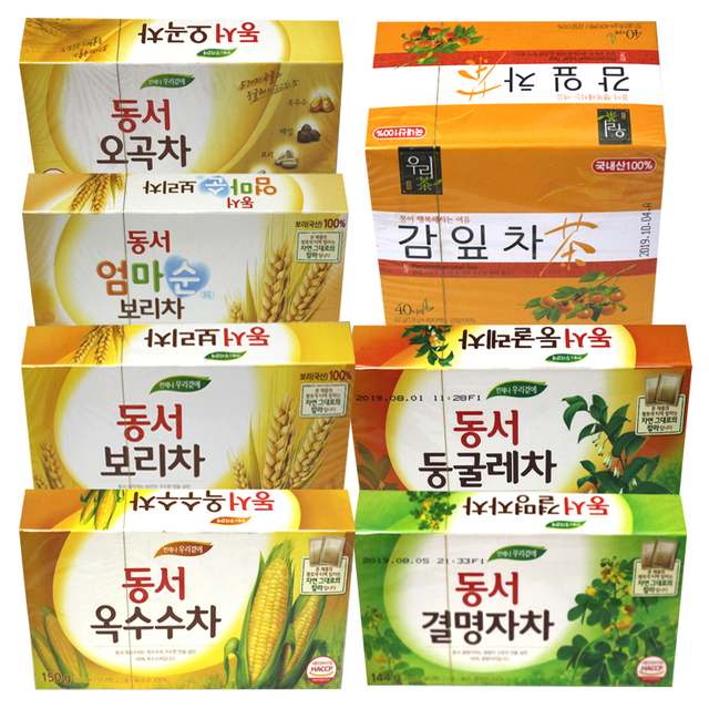 DONGSUH Barley tea Various drinks Tea bag tea substitute for drinking water