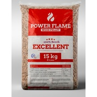 15 Kg Wood Pellet Din Plus