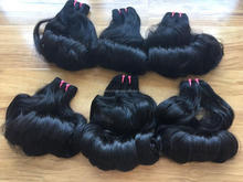 New collection of Vietnam human funmi curls hair best quality super double drawn