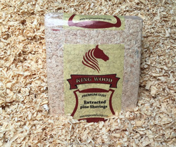 %100 Pine Wood Shavings for Poultry/Horse Bedding