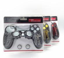 PS 4 Console PS4 Pro Game Accessories PS 4 games PS4 handle protector PS4 silica gel set Transformers High quality