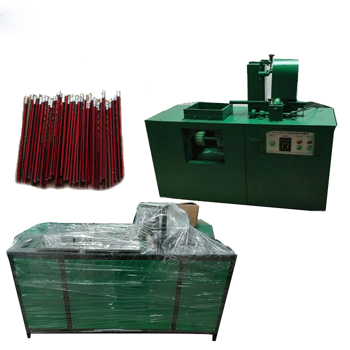 Automatic pencil making machine for sale/recycled waste paper pencil machine/environmental protection automatic pencil machine