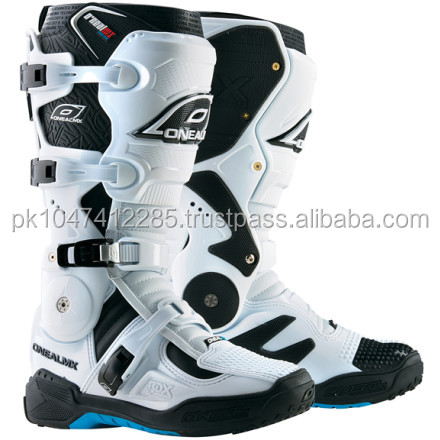 LEATHER RACING MOTOCROSS BOOT/NEW STYLE MOTOCROSS BOOTS/MOTORCYCLE PROTECTIVE GEARS