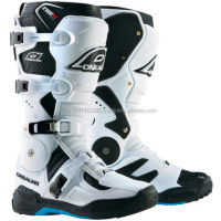 LEATHER RACING MOTOCROSS BOOT NEW STYLE