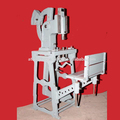 Noise free Toilet Soap Stamping Machinery No. D - 6