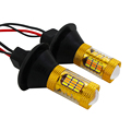 CE Certification and 12v Voltage Turn Signal Flexible led drl