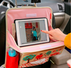 Best Selling Promotional Car Backseat Organizer With Tablet Holder