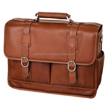 latest design rolling laptop bags/ customized best travel laptop backpack bag/ leather laptop bag with zip pocket