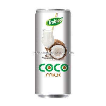 Best Supplier For 250 ml Canned coco milk supplier from VietNam