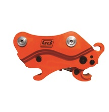 GBTL80 365kg OEM Available Excavator Hydraulic Quick Coupler with Superb Alloy Steel