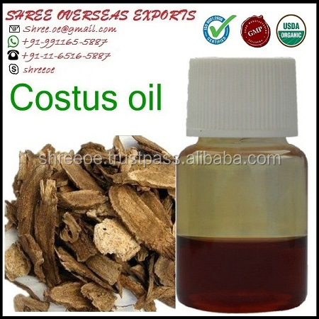 Costus Root Oil (OEM/ODM) Certified from India