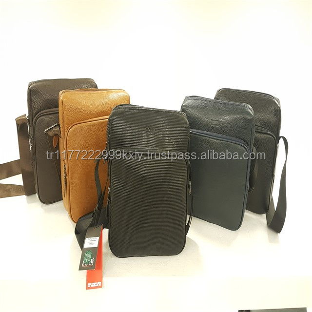 Genuine Leather High Quality Luxury Unique Cheap Man Bag