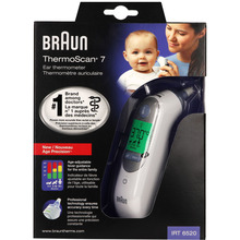 Braun Thermoscan 7 IRT 6520 Ear Thermometer (WhatsApp:+4915213365384)