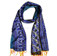 Fashions Silk Women's Soft Lightweight Shawl Wrap Scarf Stole Designer Gift For Women's