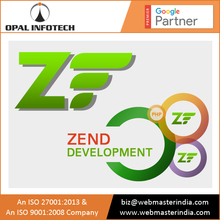 Professional Zend Framework Development Services in India at Reasonable Price