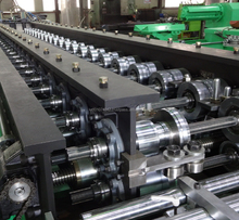 Factory supplier steel Standing Seam Roll Forming Machine