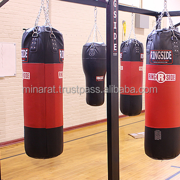 Chain Punchbag Un Filled Heavy Punch Bag Kickbag kick boxing MMA Training