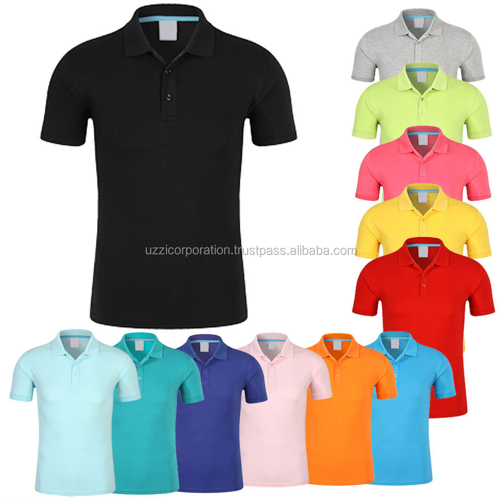 Three color polo shirt best selling Fashion OEM desige polo shirt fabric men Clothes