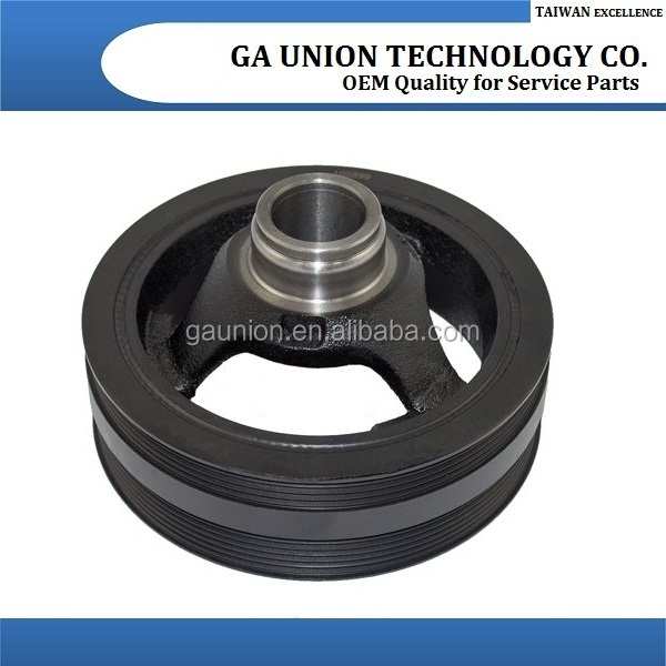 GM OEM-Engine Harmonic Balancer 12553118