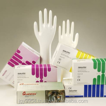 Powdered Latex Examination Gloves 5.0g Non-Sterile