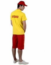 life guard uniform