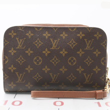 Used louis vuitton Orsay Clutch M51790 pre-owned LV wholesale [Pre-Owned Branded Fashion Business Consulting Company]