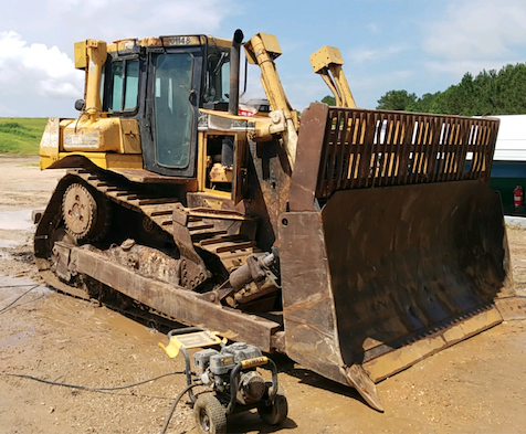 2001 Caterpillar D6R XL