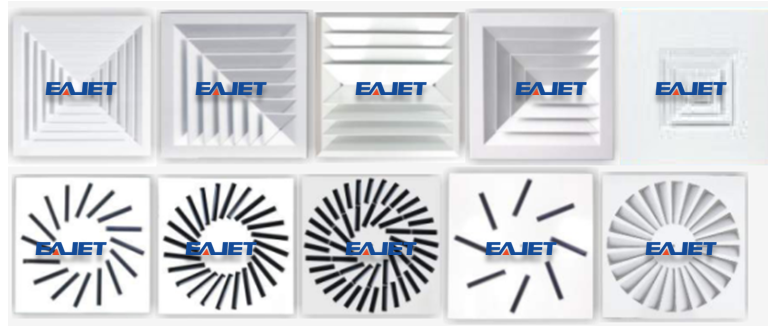 Wholesale door grille return and exhaust air vent diffuser from top chinese suppliers