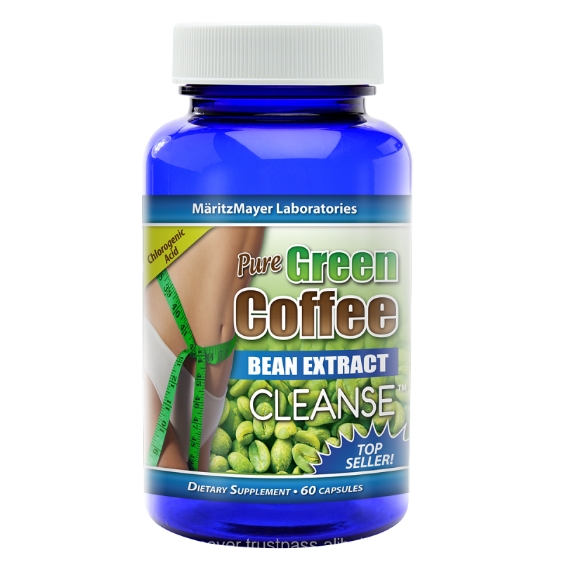 BEST SELLER Green Coffee Bean for Weight Loss Colon Cleanse Capsules
