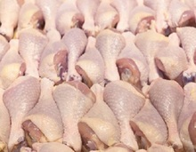 PROCESSED HALAL FROZEN CHICKEN QUARTER LEGS/ WHOLE CHICKEN/GRADE A CHICKEN FOR CHEAP PRICE