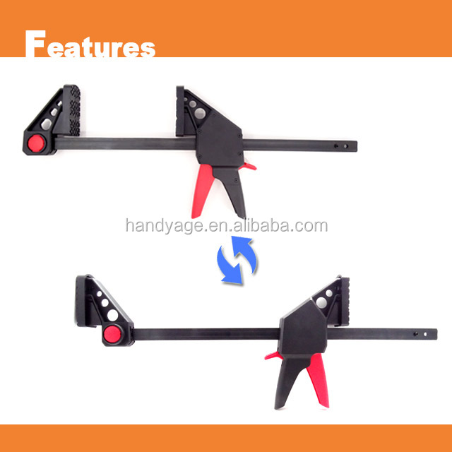 [Handy-Age]-High Performance One-Handed Bar Clamp (HT2300-046)