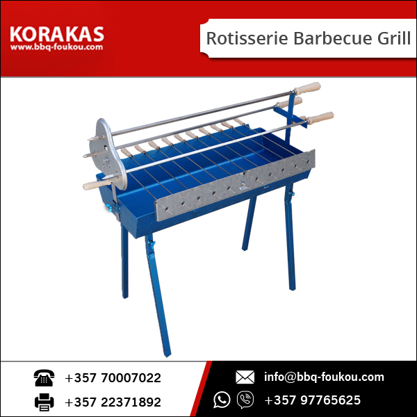Bulk Quantity Supplier of Charcoal Barbecue/ BBQ Grill for Hotels