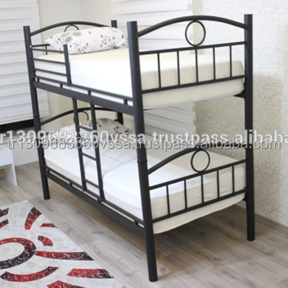 2018 Modern Design Metal Bunk Bed High Quality Factory Price