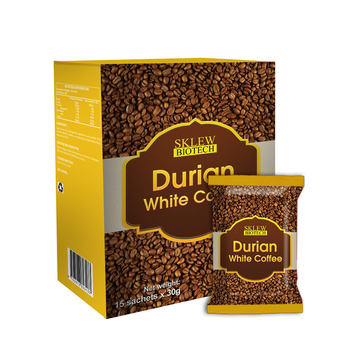 Malaysia Instant Coffee Musa King Durian Coffee OEM Private Label