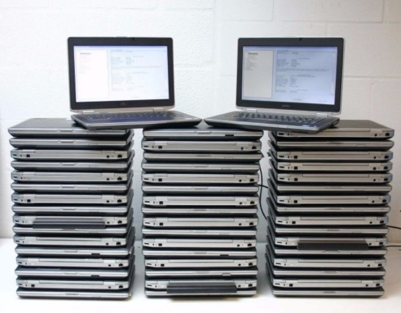 Used tested working Laptops