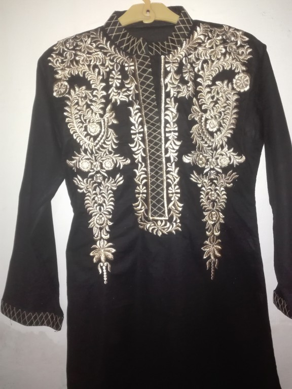Ladies Wear Stitched Cotton Embroidery/non- Embroidery Salwar Kameez suite (trouser)
