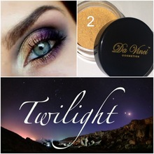 #2 Twilight Mineral Eye Shadow - Da Vinci Cosmetics