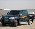 ARMORED 4X4 TOYOTA HILUX