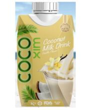 Natural Coconut Milk Drink Flavors Coffee Vanilla Chocolate
