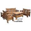 Teak Wood Sofa Set Design Living