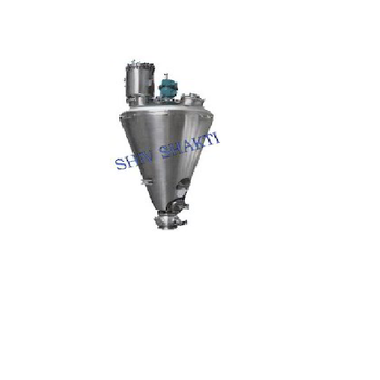 Export Manufacturer of Nauta Conical Vacuum Dryer