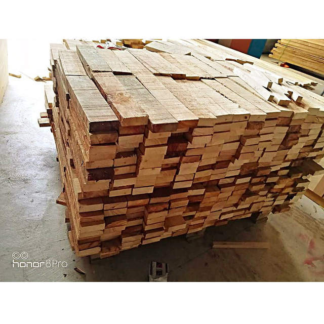 Timber Sawn Solid Wood Board Planks