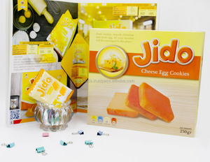 Jido cheese egg cookies 250gr - P2