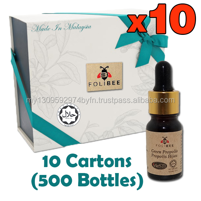 Stingless Bee Pure Propolis - 500 Bottles