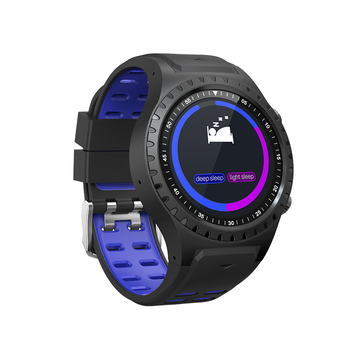 Multiply sports watch with Built-in GPS IP67 waterproof Running/Climbing/Bicycling and 9 axis sensor