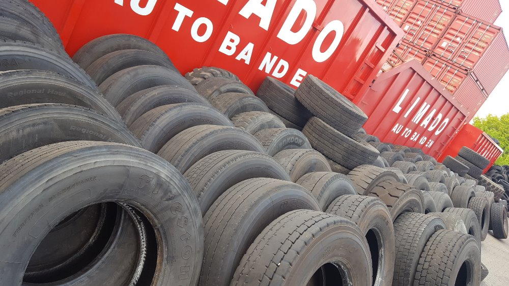 used truck tires from Germany 22.5 inch tyres truck