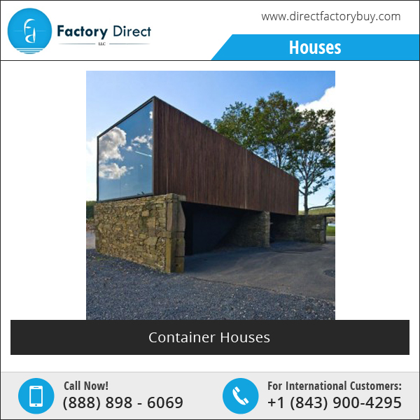 Folding Container House with Low Cost Prefab House